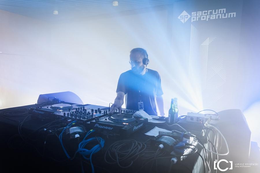 12 . Festiwal Sacrum Profanum , ostatni dzien koncertow , Wrap DJs w Hotelu Forum , Krakow .